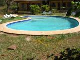 pool at the Villa Macondo in Tamarindo, Costa Rica