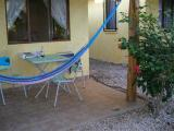 our hammock at Villa Maconod