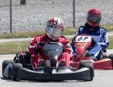 Batavia (NY) Go Karts, 9 April 2005