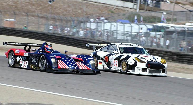 Panoz and Porsche