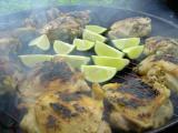 mojito chicken grilling