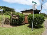Niulii School Bus Stop