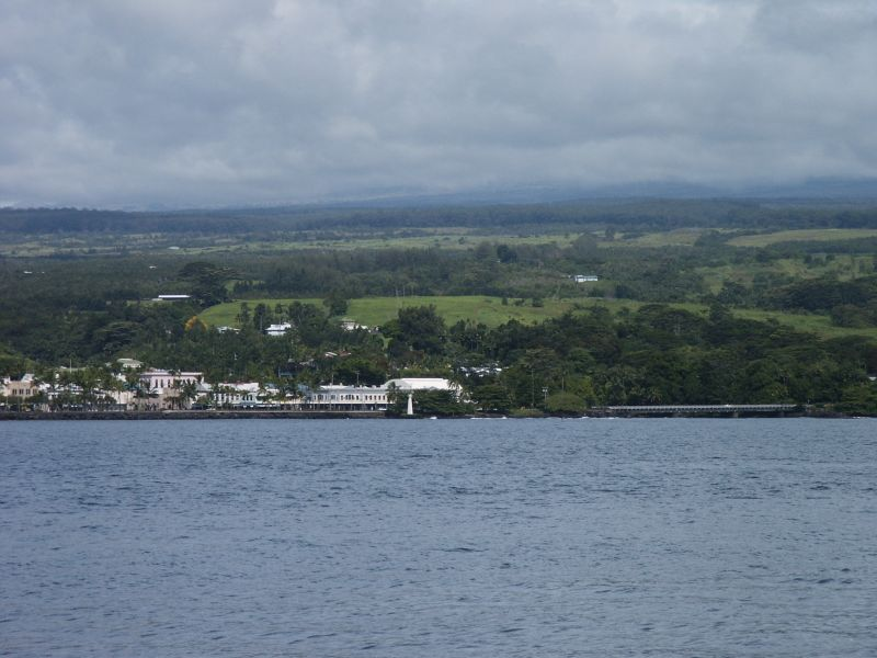 Coconut Point Lighthouse, Hilo