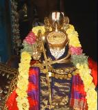 SrI Ramanujar at kUram - Gave us 'The darshanam'(our matham)