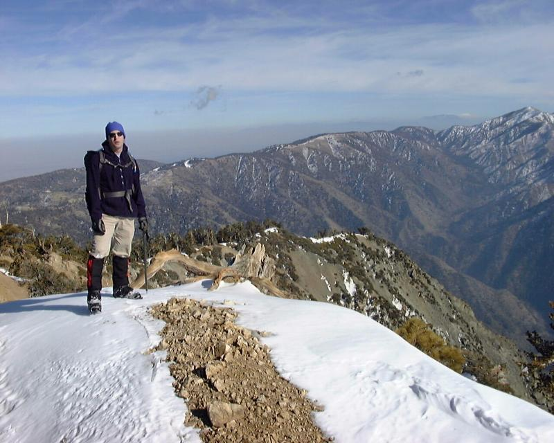 Summit Ridge, Mount Baden-Powell