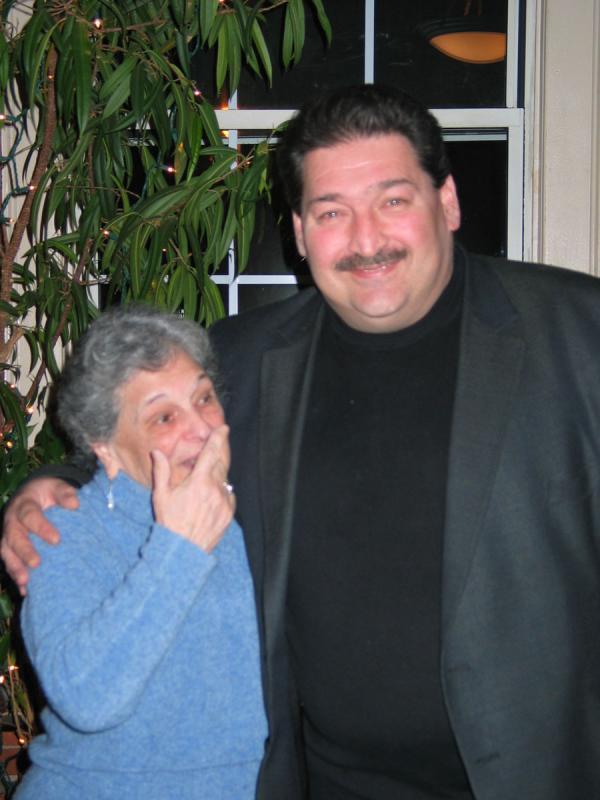 Dora and Anthony