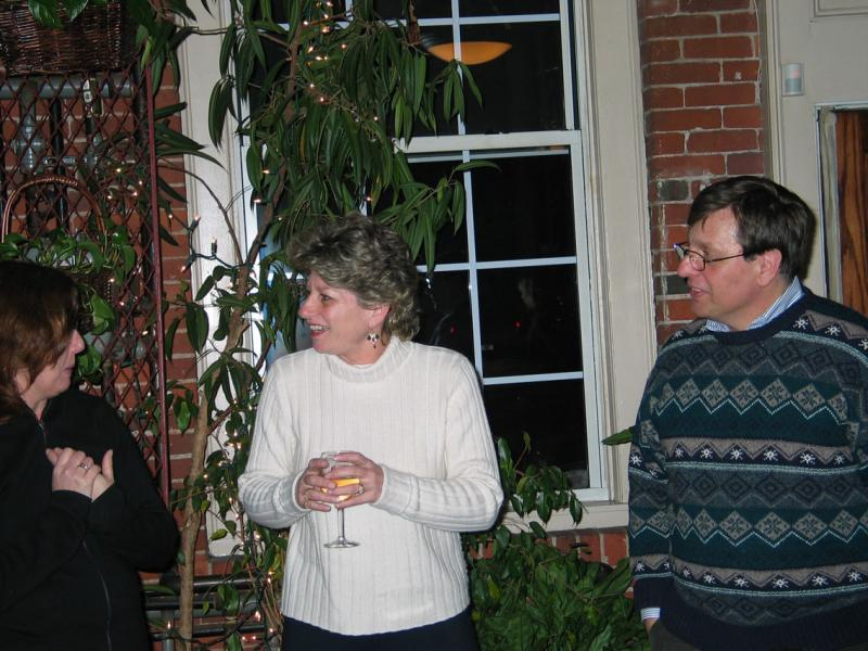 Kathleen, Nancy and Pat
