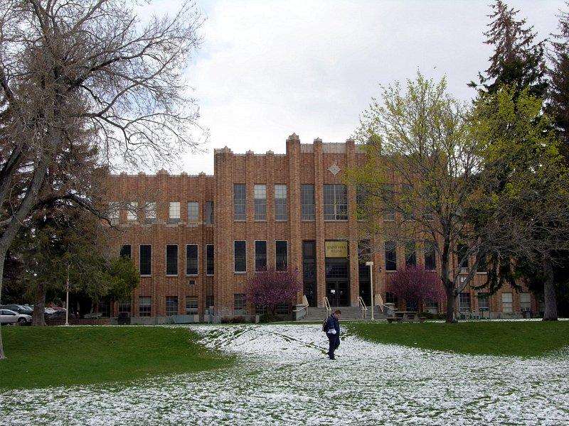 Frühlingsszene - Idaho State University 02.jpg