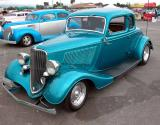108 -1933 Ford  -  Cruisin for a Cure 2002