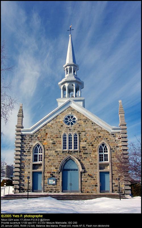 Church Le Gardeur #2