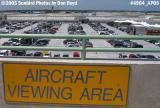 Public aircraft viewing area at Flamingo Garage, Ft. Lauderdale-Hollywood International Airport aviation stock photo #4964