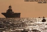 USS Bataan (LHD-5) heading west towards Port Everglades military stock photo #5006