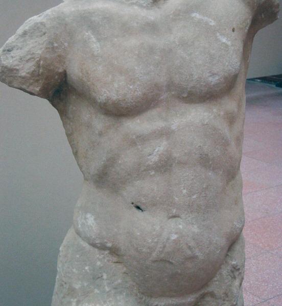 Torso without limbs - Roman