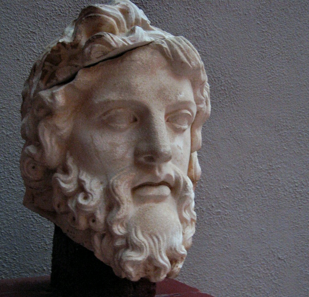 A beautiful Zeus (so human looking)