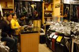 Knock-off Golf Clubs are a popular buy in Shanghai