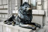 Lion at the HSBC Building