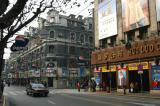 Nanjing Road, Shanghai's main shopping street