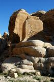 The Djinn Blocks were built by the Nabateans