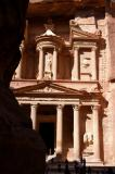 Treasury from the Siq