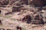 More Petra tombs from Wadi al-Farasa