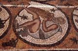 Mosaics in the Byzantine Petra Church