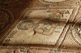 Mosaics in the Byzantine Petra Church