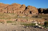 Royal Tombs and Petra Dog
