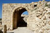 Ash-Shawbak Castle fell to Saladin in 1189