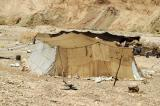 Some bedouin still live in tents, Wadi Hasa