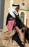Jordanian men, Karak