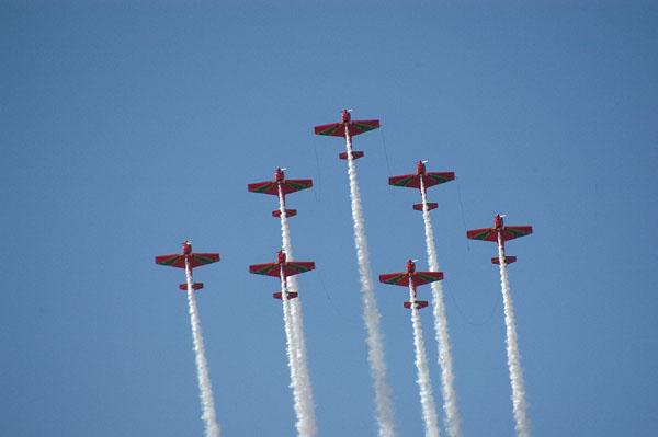 La Marche Vert - Royal Moroccan Air Force