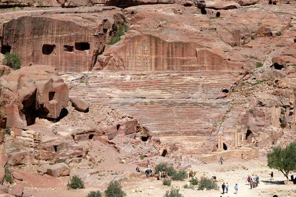 The Theatre, Petra