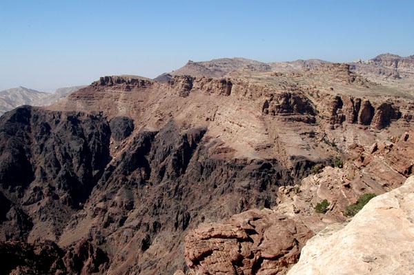 Wadi Musa viewpoint
