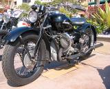The Del Mar Classic Motorcycle Show