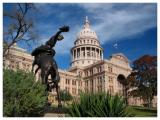 Views of the Texas State Capitol