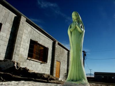 The Virgin Prays for Amboy