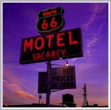 Route 66 Motel, Barstow, California, USA