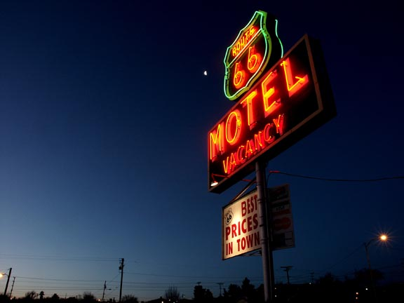 The Route 66 Motel