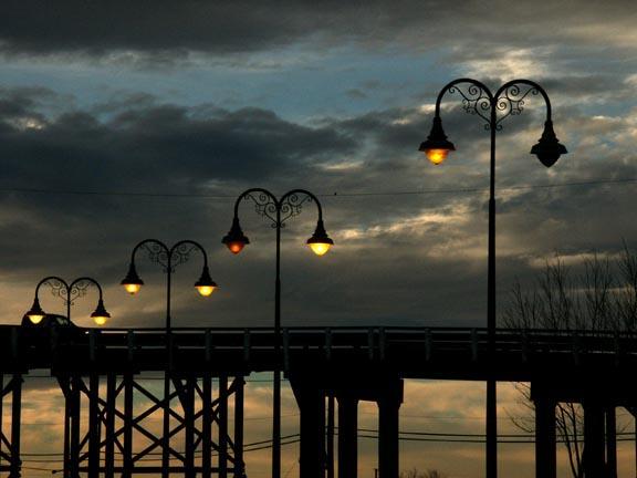 Barstow Bridge, California