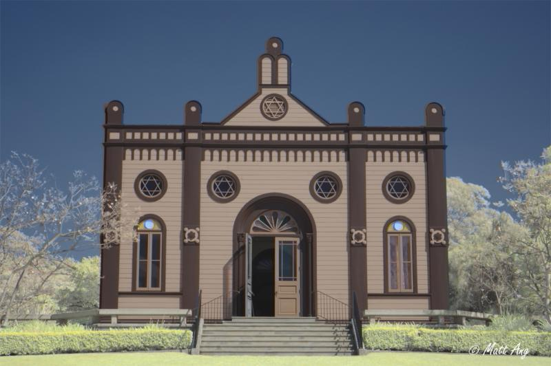 Old Town - Historic Park Synagogue