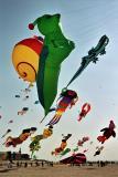Coupe du monde 2004 de cerfs-volants à Berck sur Mer