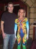 body painting airbrush   www.decormoi.com