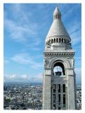 Sacre Coeur: The Campanile