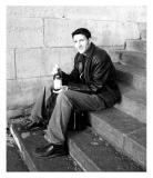 Tim on the Seine