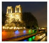 Midnight at Notre Dame