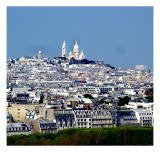 Sacre Coeur: The Butte de Montmartre