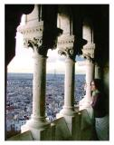 me at sacre coeur