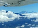 Mt Meru and Kilimanjaro