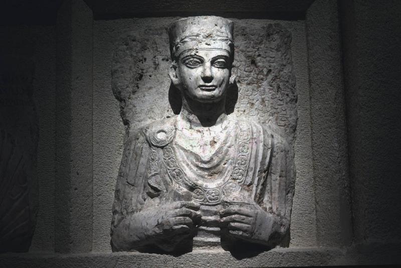 Palmyra Grave