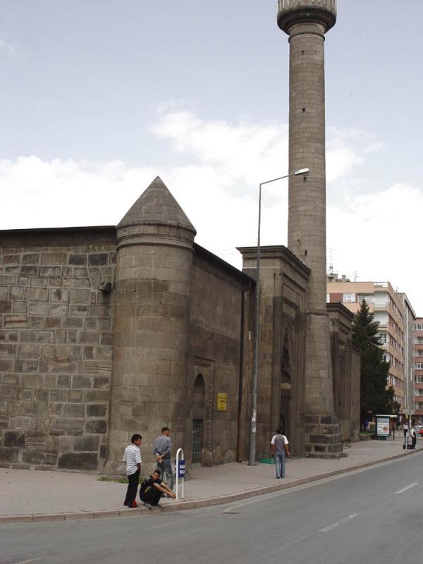Kayseri Hacı kılıc Mosque complex 2443